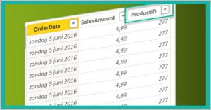 From Excel to Power BI: using normalized tables (1)